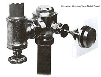 Drainage Products by Metabronze » Stuart Flushing Valves