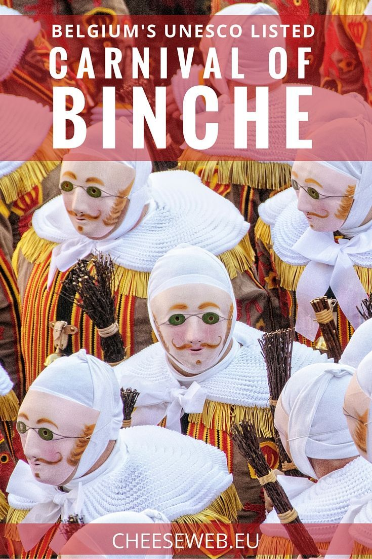 A behind the scenes look at the UNESCO listed Carnival of Binche, Belgium