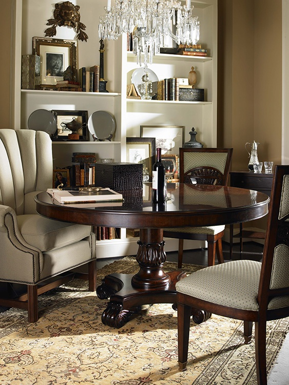 17 Best Images About Century Furniture On Pinterest Oval Dining Tables Chairs And Small Tables