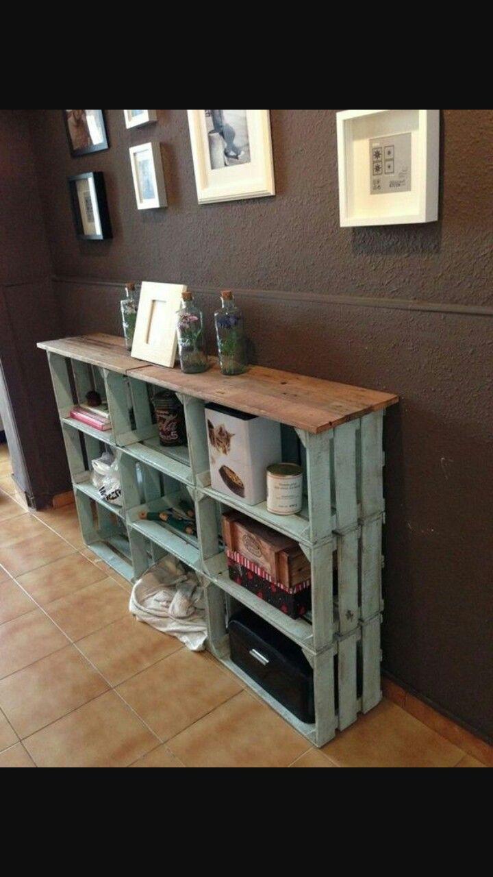 25 Unique Milk Crate Bench Ideas On Pinterest Milk