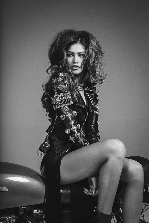 Zendaya for Galore Magazine