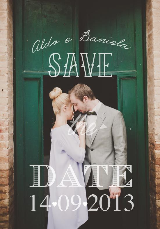 AnD photography - SAVE THE DATE Let us take some pics of you for your save the date card!
