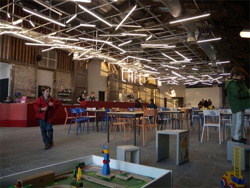 Franklin Azzi lille 3000 gare Saint sauveur martine aubry architecture cinema bar exposition
