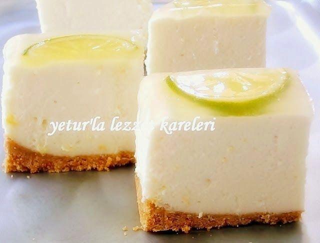malzemeler: 1/2 kğ tatlı lor 2 poşet toz krem şanti 2 su bardağı soğuk süt 1/2 su bardağı pudra şekeri (şekeri damak zevkinize gör...