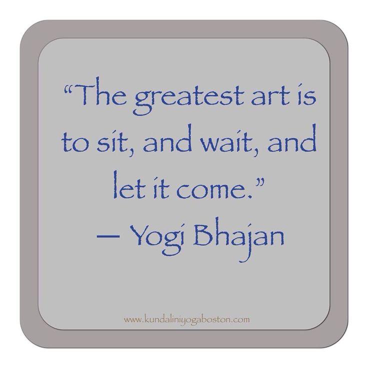 #YogiBhajanQuotes #kundaliniyogaboston #kundaliniyoga