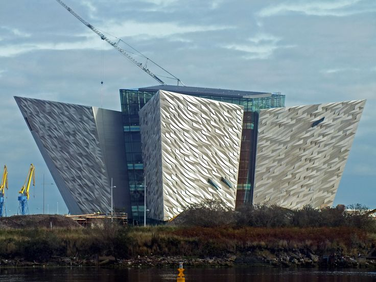 The Titanic Belfast Museum opened on March 31, 2012. (Photo: Trevor Moffet/My Shot)