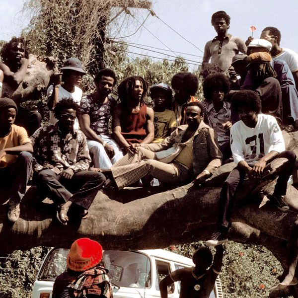 Bob Marley and The Jackson Five, 1975
