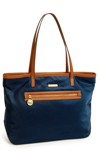 MICHAEL Michael Kors 'Kempton - Large' Tote available at #Nordstrom vs Longchamp?   Which would you choose?