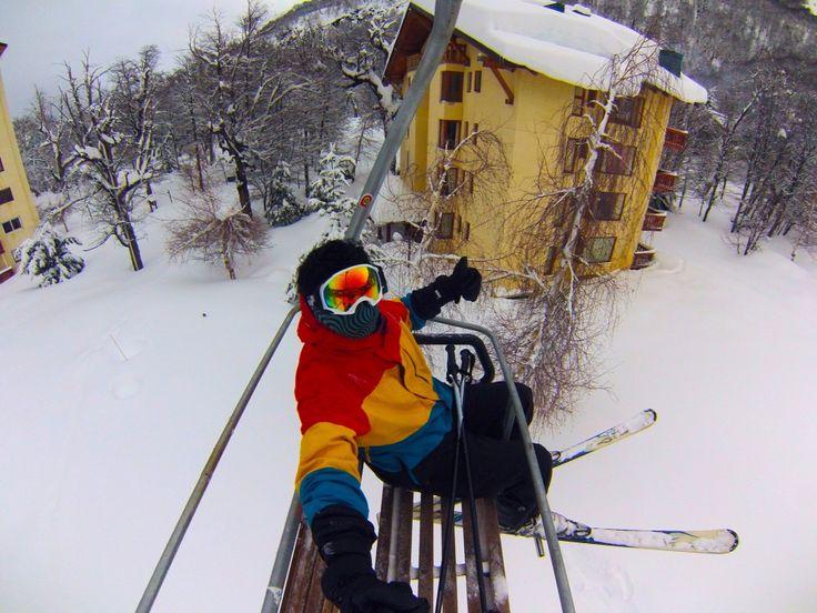 Ski termas de chillan