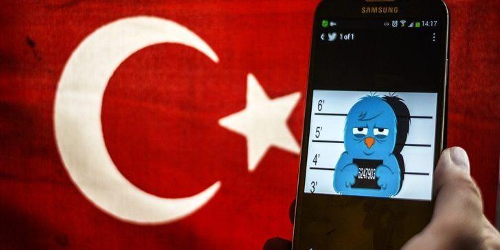 Türkiye'de Sosyal Ağlara Erişilemiyor! (25.08.2016)
