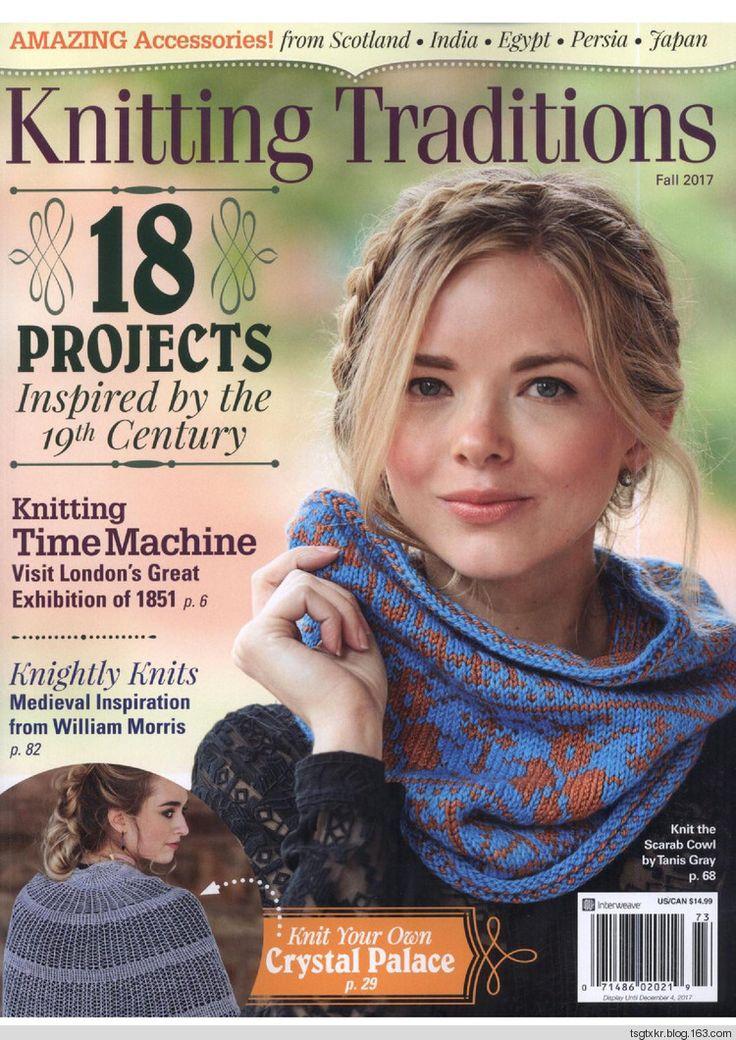 Knitting Traditions Fall 2017