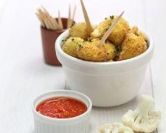 Beignets de chou-fleur économiques en 20 min (facile, rapide) - Une recette CuisineAZ