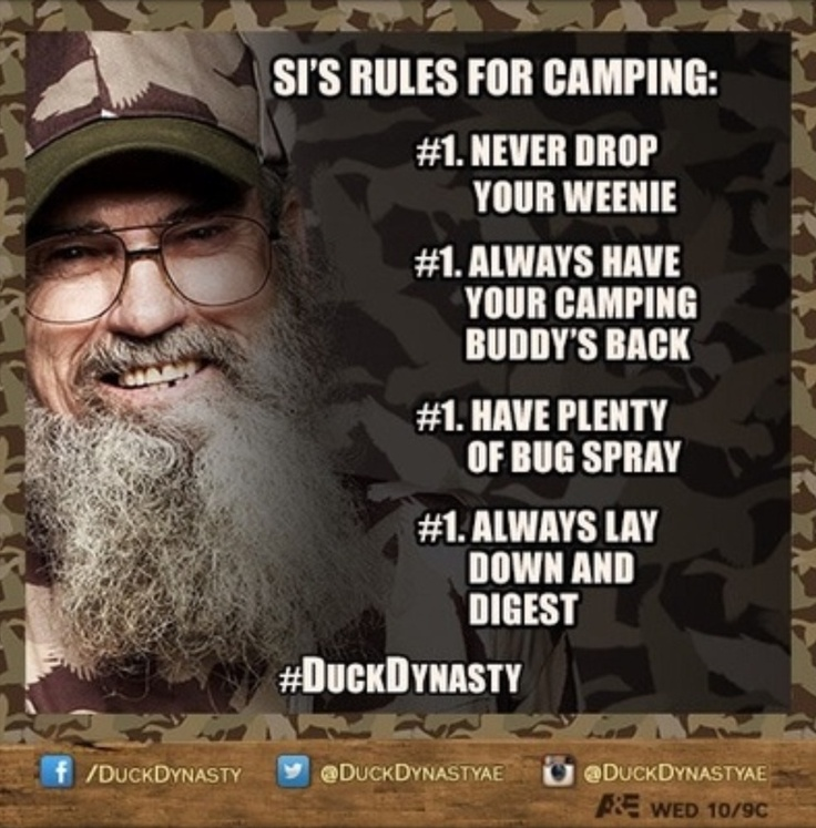Si From Duck Dynasty Quotes