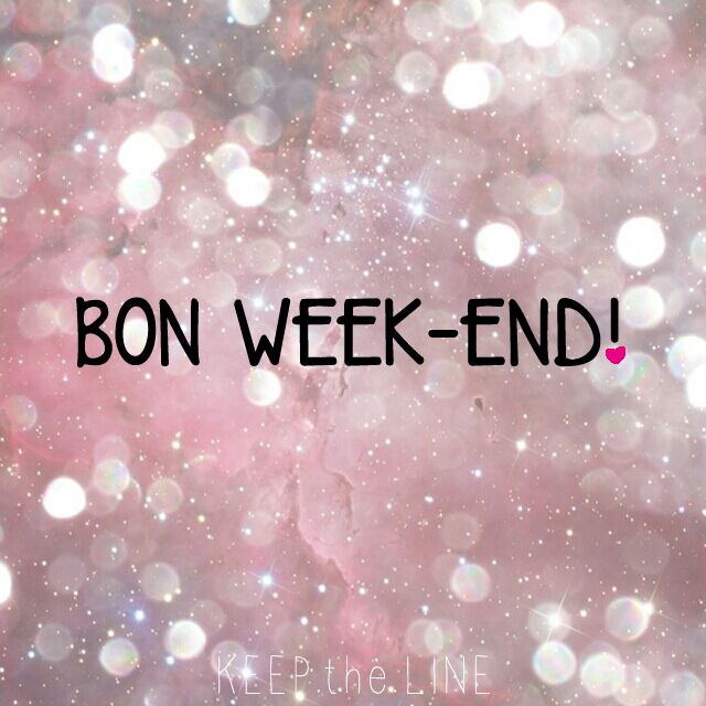 week end sorties