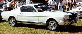 1965 Mustang G.T. 350