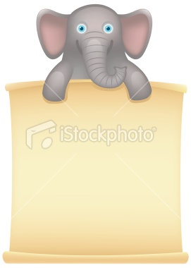 http://www.istockphoto.com/stock-illustration-23904672-elephant-message.php