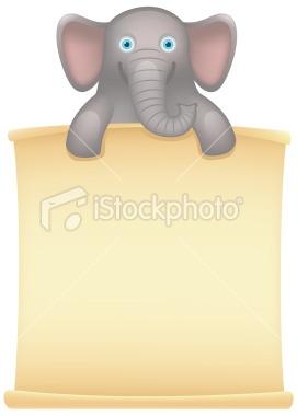 http://www.istockphoto.com/stock-illustration-23904672-elephant-message.php