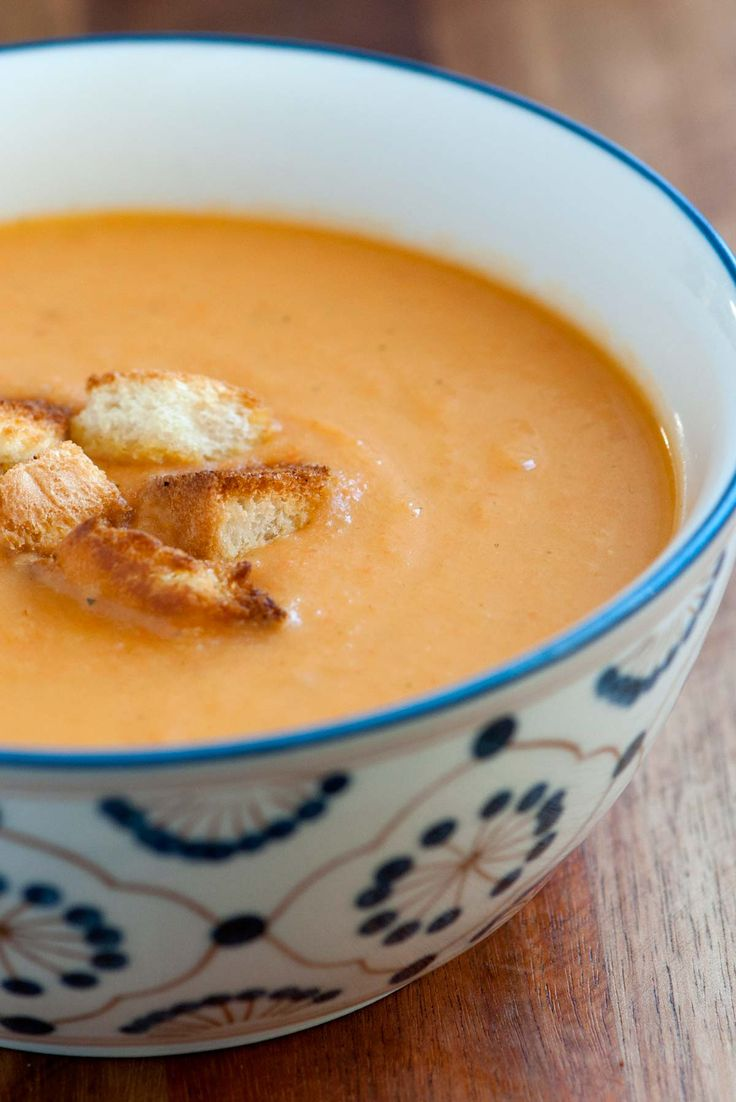 How to Make Quick and Easy Creamy Vegetable Soup