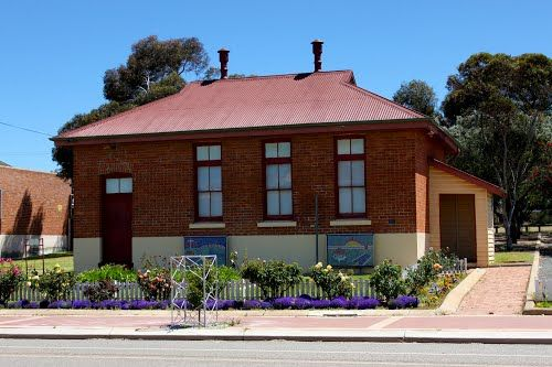 Old Courthouse, Pingelly [1907] - Stuart Smith