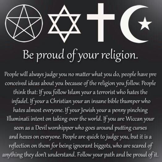 Why people choose religion