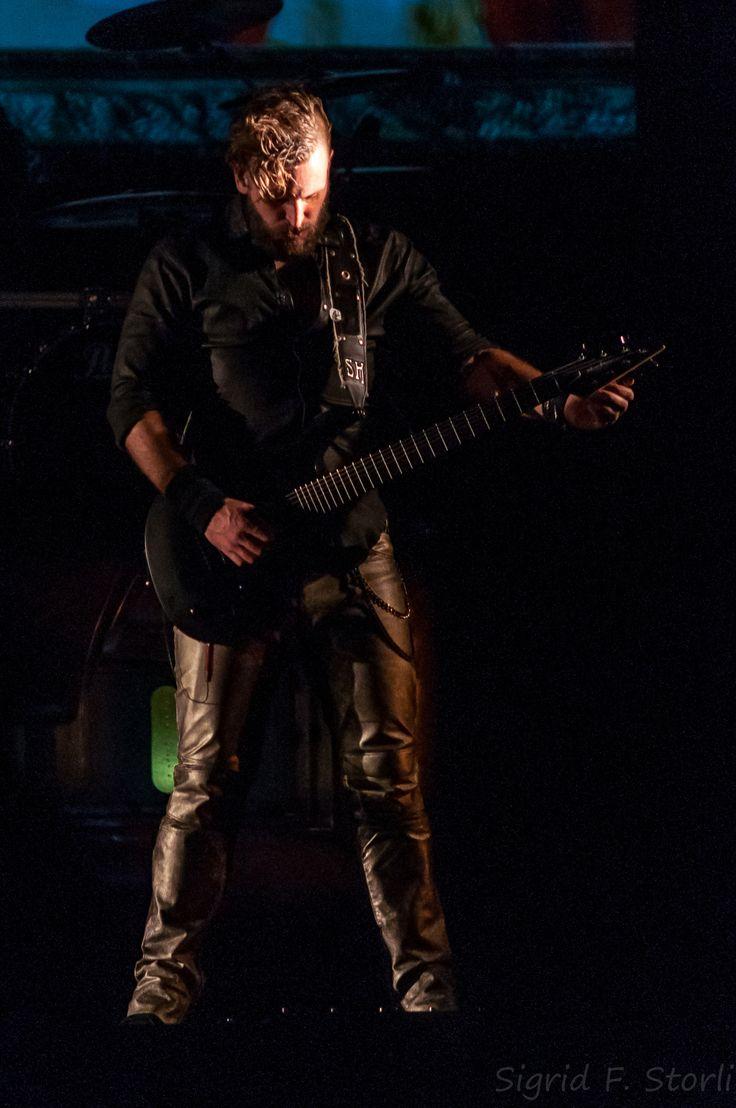 Guitarist Stefan Helleblad  All rights belong to me! © Sigrid Flatås Storli