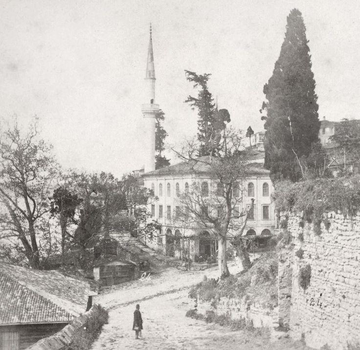 İstanbul-Üsküdar Selimiye -1860's