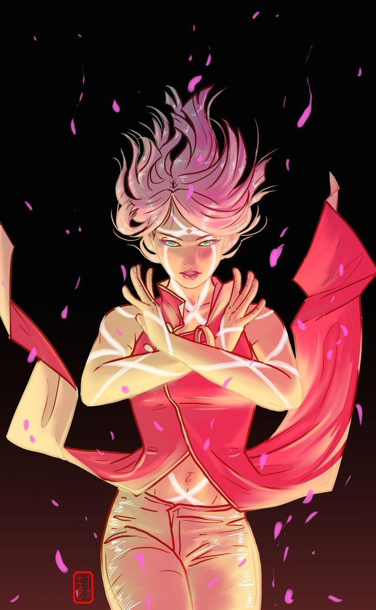 Sakura!! (Ich musste einige der Siegellinien ausar…