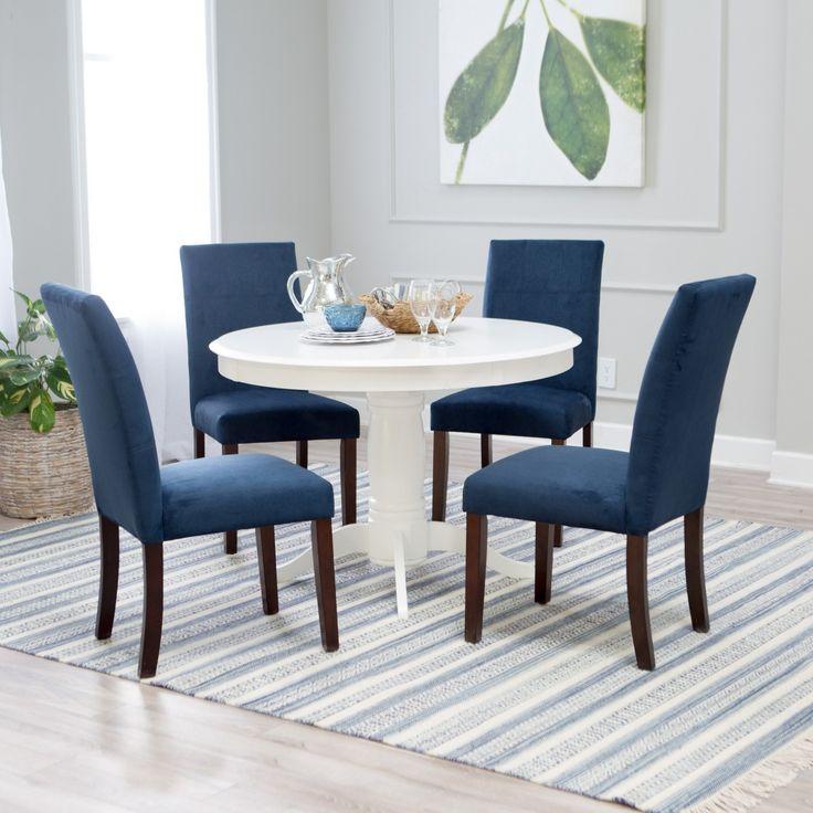 Belham Living Spencer Round Pedestal Dining Table