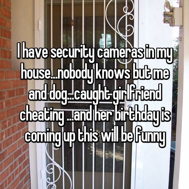 17 Surprising Things That Happened When People Installed Home Security Cameras #hometheaterinstallation