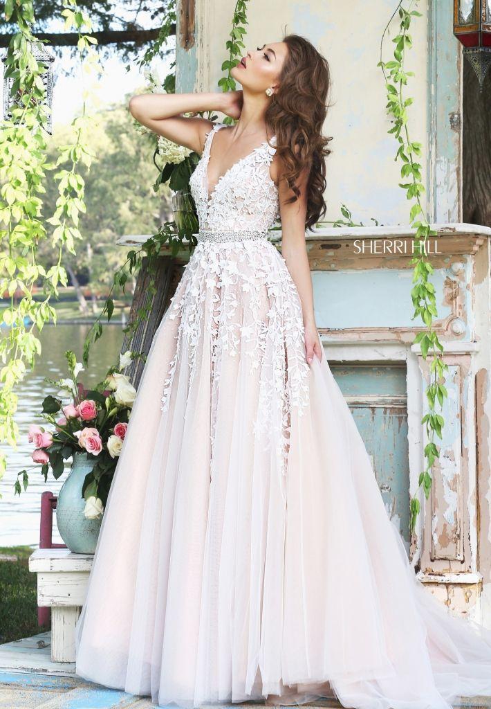 Best Sherri Hill Wedding Dresses Ideas On Pinterest Prom