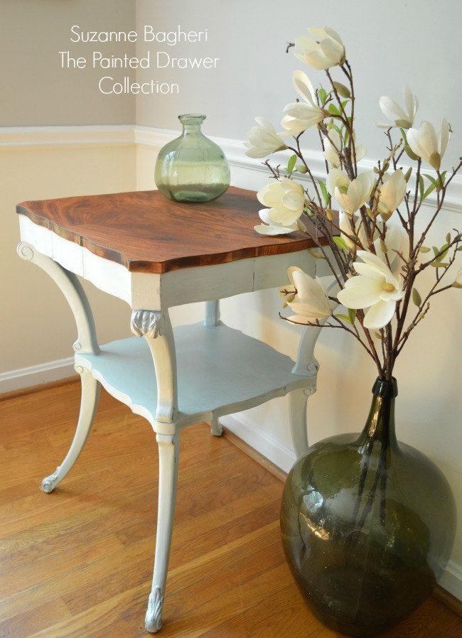 Antique Table with Vintage Detail by ThePaintedDrawer on Etsy. 141 best Vintage Furniture Loves images on Pinterest   Vintage