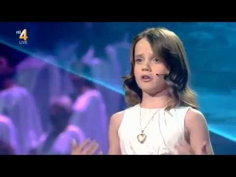 Amira Willighagen - Nessun Dorma - Final Holland's Got Talent - YouTube