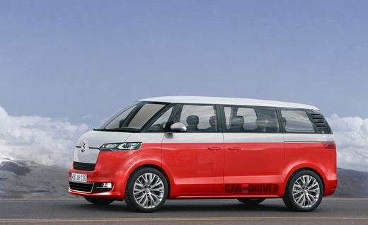 The VW Microbus is coming back in 2014.  Not the same, but  may have to do it anyway.