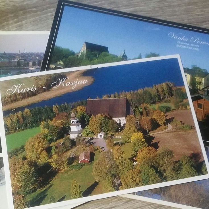 Postcard from Karis! ...The best little town in Finland! ...#finland100_igchallenge 98/100 ... 'posting a series of random images from or associated with Finland to celebrate the country's 100th birthday! . . #instakaris #kariskarjaa #postcard #finland #raseborg #finland_photolovers #igersraseborg #finnish #instalike #visitraseborg #church #uusimaa #västranyland #total_finland #ig_finland #thisisfinland #igersfinland #finlandia #visitfinland #towns #igerseurope #mail #postcardsfromabroad