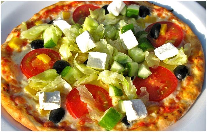 Рецепт приготовления пицца тонкое тесто