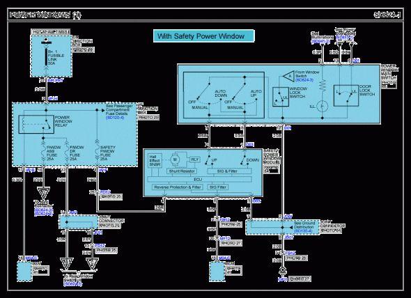 2008 Silverado Power Window Wiring Diagram di 2020 (Dengan ...