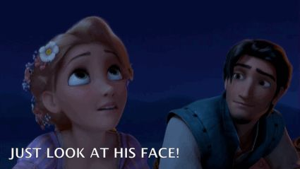 Tangled Flynn Rider Face  My fav prince, 30 Day Disney Challenge, day 4