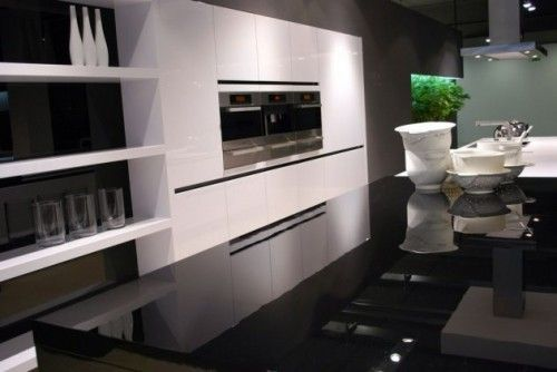 Family Design Room Interior Kitchen