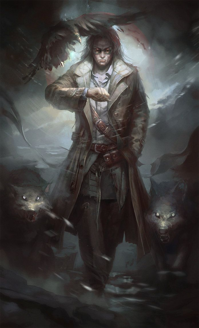 Beckett the gangrel by ccornet   THIS IS SERIOUS... | Secrets of the Masquerade