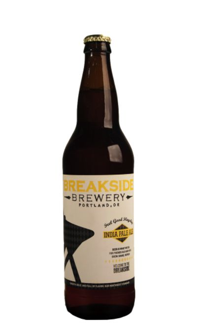 Breakside IPA: If you favor fruity, pungent and hoppy beers, try this Northwest-style IPA.