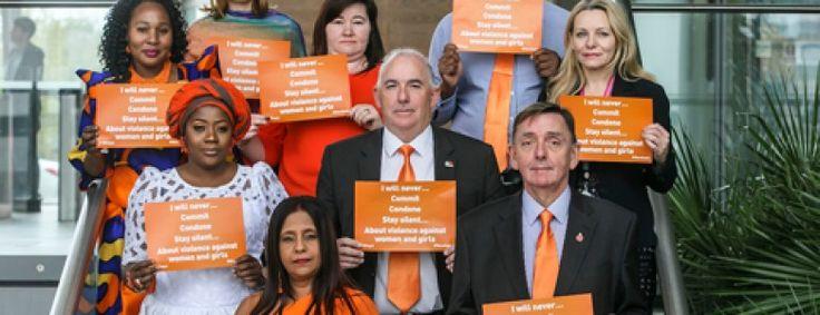 Turning the borough orange