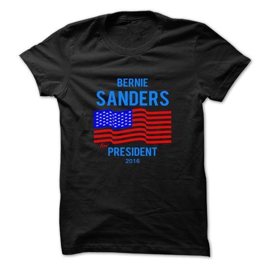Bernie Sanders For President 2016 T-Shirt - Guy - Ladies - Hoodie - Version 03 T-Shirts, Hoodies (20$ ==► Order Here!)