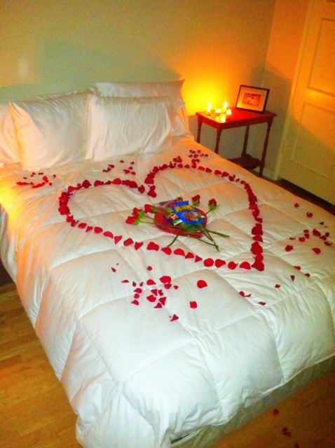 Valentine S Day Surprise For Wife
