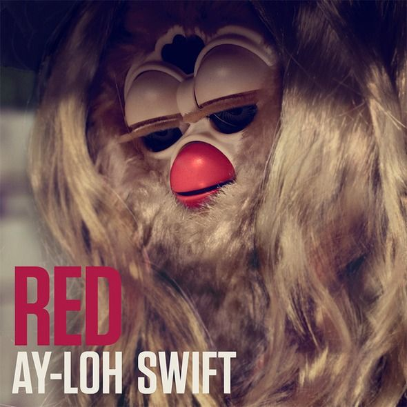 These Furby-Inspired Album Covers Will Give You Major