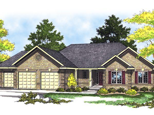 best 25  brick ranch house plans ideas on pinterest