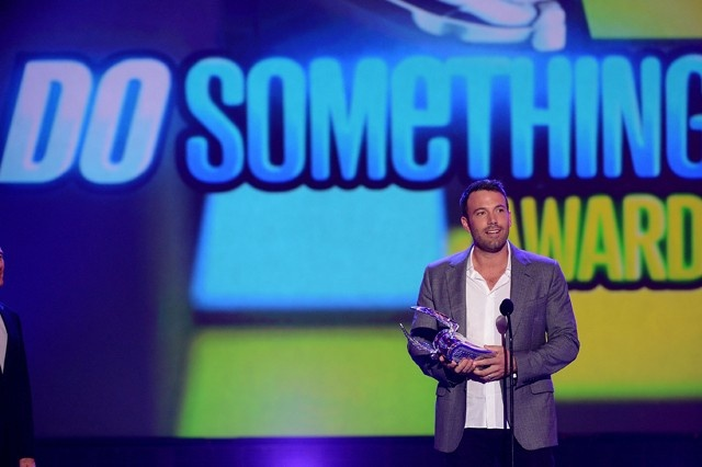 Ben Affleck, Will Ferrell, and More Stars Come Together to 'Do Something'