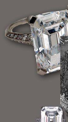 The King of Diamonds - Doris Duke's Tiffany Ring