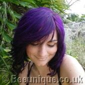 Special Effects Manic Panic Hair Dye Photo Gallery Purple Smoke Deep Pimpin Wildflower