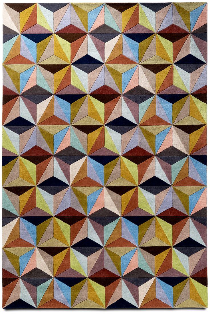 alfombras modernas de varias formas y tamaos para tu casa