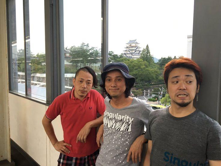 2016911@JOKAFESat福山Cable SET LIST 1 Newdays 2 Surface 3 Hype 4 Sleepin'Bird 5 Blue Bird 6 Linus&Lucy  初福山、有難うございました!